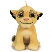 Peluche Rei Leão Simba 30cm