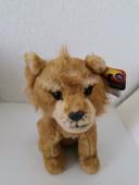Peluche Rei Leão Simba com Som 17cm