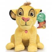 Peluche Rei Leão Simba com Som 30cm