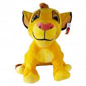 Peluche Simba O Rei Leão soft 58cm