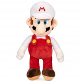 Peluche Super Mario Branco - Super Mario Bros 35cm