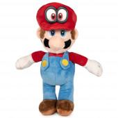 Peluche Super Mario Olhinhos - Super Mario Bros 35cm