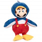 Peluche Super Mario Pinguim - Super Mario Bros 35cm