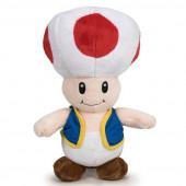 Peluche Toad Super Mario 30cm
