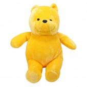 Peluche Ursinho Amarelo Grande
