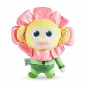 Peluche Wonder Chip Flor Rosa 20cm Parque das Maravilhas
