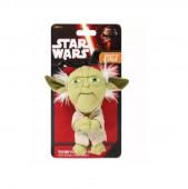 Peluche Yoda com som Star Wars Episodio VII