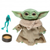 Peluche Yoda The Child Star Wars com Som 19cm