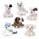 Peluches cãozinhos de 32 cm - Sortido