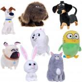 Peluches Mascotes Pets