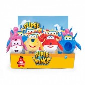 Peluches sortidos Super Wings 17cm