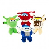 Peluches sortidos Super Wings 20cm