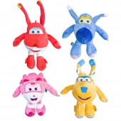Peluches sortidos Super Wings 25cm