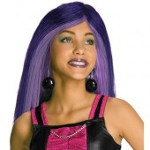 Peruca Monster high Spectra