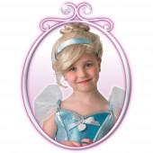 Peruca princesa cinderela
