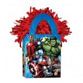 Peso Balões Marvel Avengers 156gr