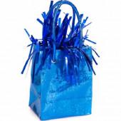 Peso Balões Mini Saco Azul Royal