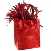 Peso Balões Mini Saco Vermelho