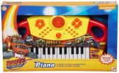 Piano Blaze and the Monster Machines