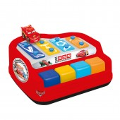 Piano xilofone 4 notas Cars Disney