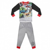 Pijama algodão dos Avengers