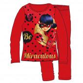 Pijama Algodão Ladybug Vermelho