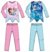 Pijama algodão manga comprida Frozen - Sortido