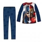 Pijama algodão Marvel Capitão América Civil War