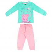 Pijama Algodão Porquinha Peppa