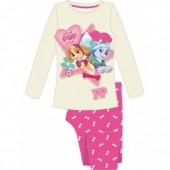 Pijama algodão Skye e Everest Patrulha Pata