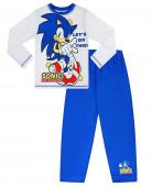 Pijama Algodão Sonic The Hedgehog
