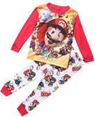 Pijama Algodão Super Mario Bros