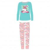 Pijama algodão Unicórnio