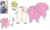 Pijama babygrow Disney Bebé Minnie delux