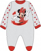 Pijama Babygrow menina Minnie Mouse