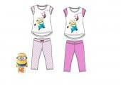 Pijama Cavas Minions 4 Und