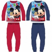 Pijama de algodão Mickey Disney - sortido