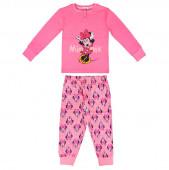 Pijama de algodão premium Minnie Disney