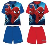 Pijama de manga curta de Spiderman - Sortido