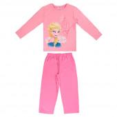 Pijama Elsa Frozen Rosa
