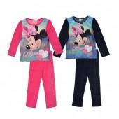 Pijama em Veludo Minnie sortido