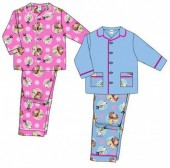 Pijama franela FrozenFrozen