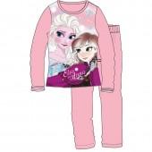 Pijama Frozen Disney Anna Elsa rosa