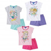 Pijama Frozen Disney O Reino do Gelo - sortido