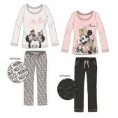 Pijama Interlock Minnie