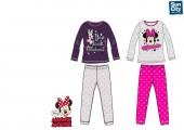 Pijama inverno Disney Minnie Dots sortido