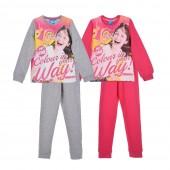 Pijama Longo Soy Luna - sortido