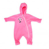 Pijama Macacão Polar Bebé Minnie Disney