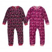 Pijama macacão polar Minnie - sortido