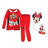 Pijama Manga Comprida Minnie Mouse